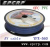 High quality audio Video PVC cable YPX-560