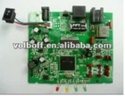 Professioanl SMT factory, alarm PCB assembly