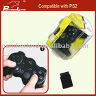 Wireless vibration joystick for PS2 console