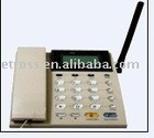 PERFECT CDMA FWP/FWT/FIXED WIRELESS PHONE 6188 with 12 Chord Ring(Music ring tone)(800/1900mhz Ruim/non-ruim optional )
