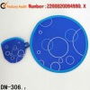 Promotional Polyester Frisbee for beach(DN-306)