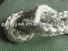 Fiber glass round rope