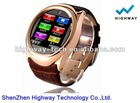 touch screen watch mobile phone with Java;