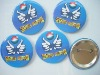 Custom tin button badge all size available