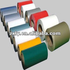 Henan province superior all kinds of color aluminium coil