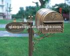 iron letter box