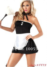 Comfortable to wear! Hot sale! Sexy maid 100% hot sex images