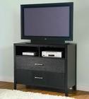 (ktv-010) glass tv stand