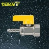 T137 62 STRAIGHT BALL VALVE GOR GAS