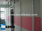 Properties of Polyester fiber wall interior panels