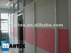 Properties of Polyester fiber wall interior panels