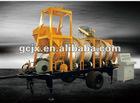 5t/h small asphalt plant mixer