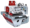 Multiple ripsaw machine for woodworking