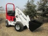 MB606- mini garden tractor loader
