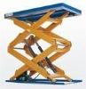 hydraulic stationary elevation platform