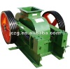 Mining equipment double toothed roller crusher