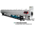 pipe vacuum calibration tank