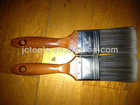 New! Wooden Handle Paint Brush With Long Hair Padding