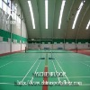 PVC Badminton Plastic Surface