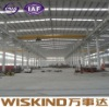 prefabricated steel structure of sandwich panel