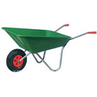 chinese steel tube frame legs and handles wheelbarrow