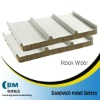 Rockwool roof panel