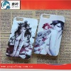 high quality case for Iphone5 pc water imprint case