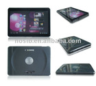 The newest transparent PC hard case for Samsung Galaxy Tab P7100