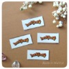 Free Temporary Body Tattoo Sticker (WF-6162)