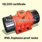 Linear vibrating screen motor