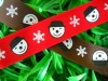 "1""Printed grosgrain for Celebrate Christmas ribbon"