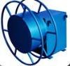torque motor cable reel for double girder overhead crane