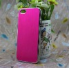 2012 hot sell new arrival electroplate case for iphone 5