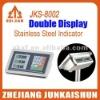 Electronic Price computing indicator 8002 double display