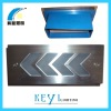 IP65 stainless steel surface 12v outdoor led step lighting