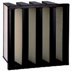 Z(G)M secondary efficiency air filter:close pleated
