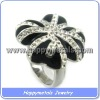 2011 New style stainless steel fashion finger ring