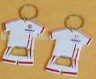 T-shirt shape bottle opener/ beer bottle opener/key chain bottle opener