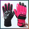 2012 new style outdoor sport ski gloves for women lady girl