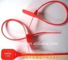 vintage plastic clothing hang strop
