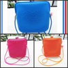 silicone sundries bags silicone stationery bag silicone schoolbag