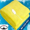 polar fleecy electric heat blanket
