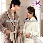 hotel coral fleece bathrobe manufacture