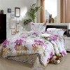 printed or dyed polyester/ cotton fabric for bedding or others