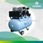 Mobile air compressor for dental supplies DA7002