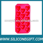 muffin moulds for decoration, heart shape