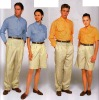shirt and pants uniform for men and women
