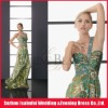 2012 New Design ! Sexy Floor-Length Straight Elegant One Strap Chiffon Western Party Wear Dresses ! Customized Is Available !