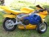 2-stroke mini pocket bike