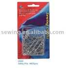 hot high quality nickle Safety Pins(No16005)